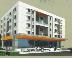Residential Apartment in Dhavel Nilayam at Ambegaon Budruk - image