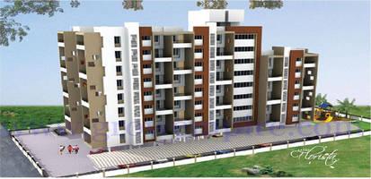 Residential Apartment in Aarav Florista at Wagholi - image